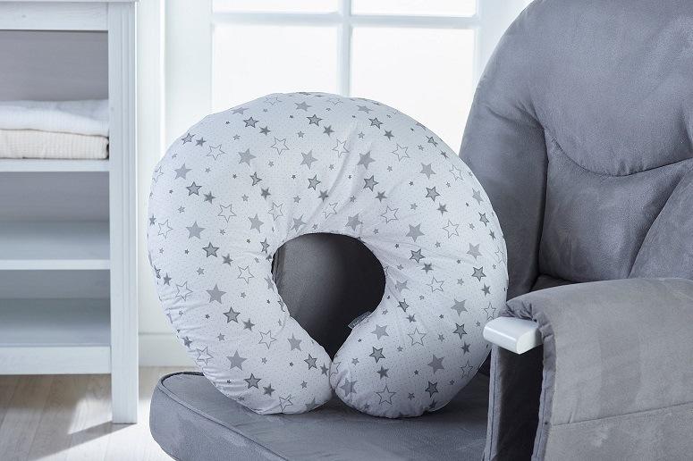 Baby Nursing Pillow On Glider